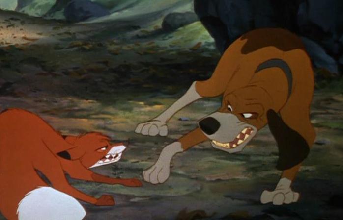 The Fox and the Hound (Berman, Rich, Stevens, 1981)  