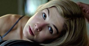 bac - Rosamund Pike, Gone Girl